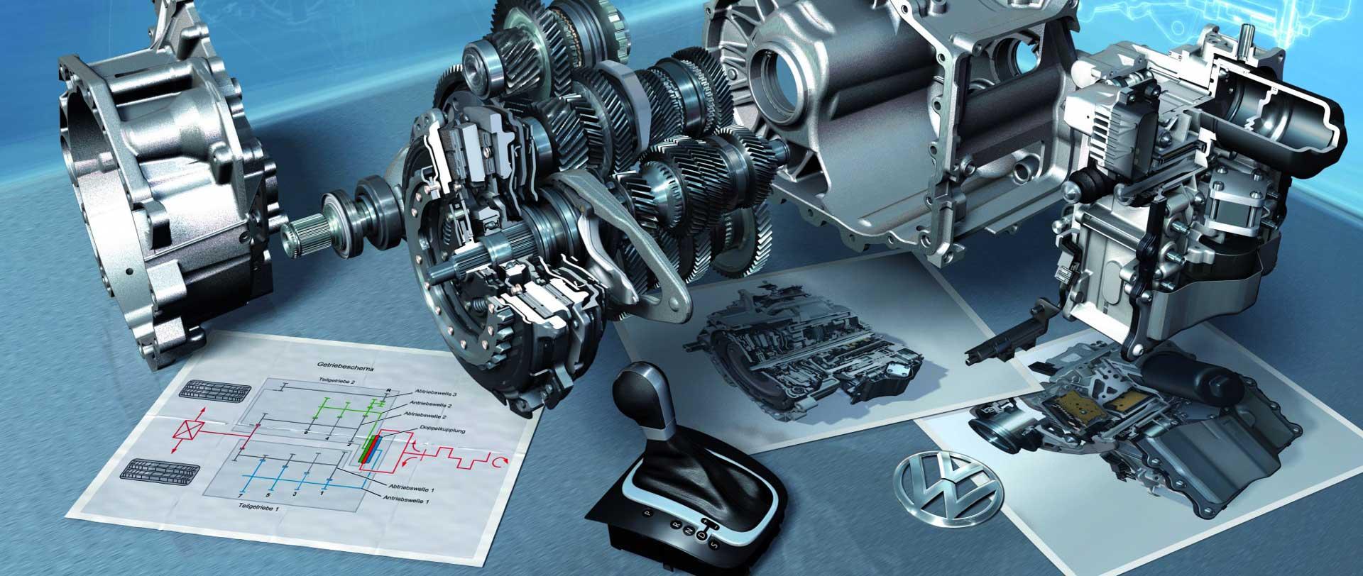 Ремонт АКПП Volkswagen недорого