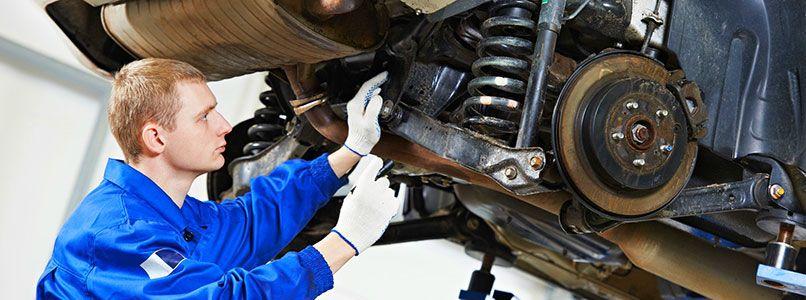 Ремонт подвески Volkswagen Воронеж